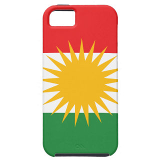Flag of Kurdistan; Kurd; Kurdish iPhone 5 Cases