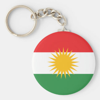 Flag of Kurdistan; Kurd; Kurdish Key Ring