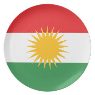 Flag of Kurdistan; Kurd; Kurdish Plate