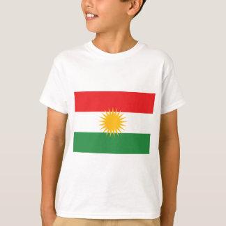 Flag of Kurdistan; Kurd; Kurdish T-Shirt
