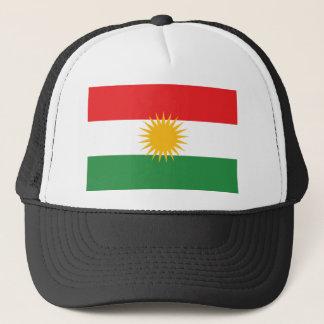 Flag of Kurdistan; Kurd; Kurdish Trucker Hat