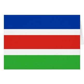 Flag of Laarbeek Card
