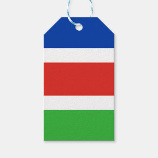 Flag of Laarbeek Gift Tags