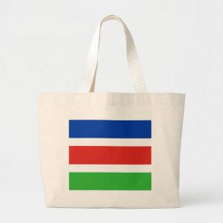 Flag of Laarbeek Large Tote Bag