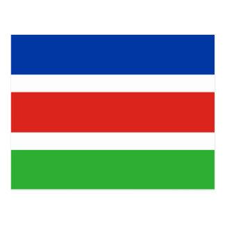 Flag of Laarbeek Postcard