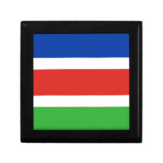 Flag of Laarbeek Small Square Gift Box