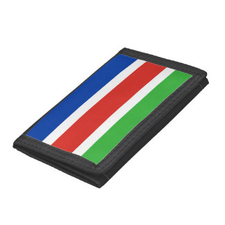 Flag of Laarbeek Tri-fold Wallet