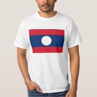 Flag of Laos - Laotian flag - ທຸງຊາດລາວ T-Shirt