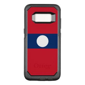 Flag of Laos Samsung OtterBox Case