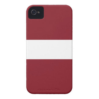 Flag of Latvia iPhone 4 Cover