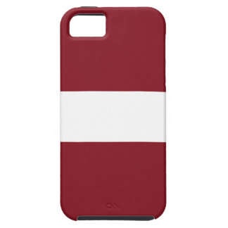 Flag of Latvia iPhone 5 Cover