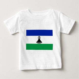 Flag_of_Lesotho Baby T-Shirt