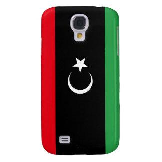 Flag of Libya Samsung Galaxy S4 Case
