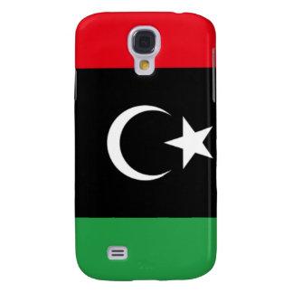 Flag of Libya Galaxy S4 Covers
