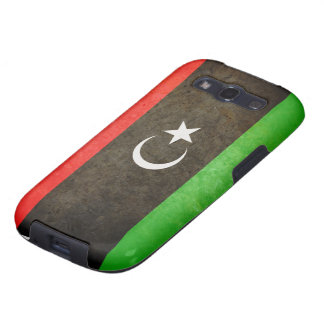 Flag of Libya Galaxy S3 Case