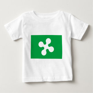 Flag_of_Lombardy. Baby T-Shirt