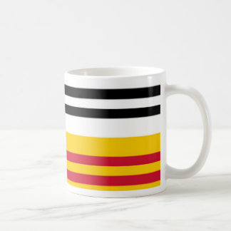 Flag of Loon op Zand Coffee Mug