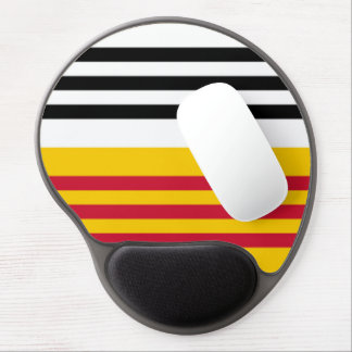 Flag of Loon op Zand Gel Mouse Pad
