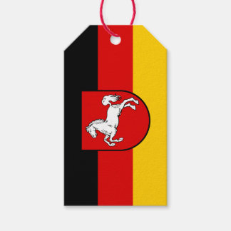 Flag of Lower Saxony Gift Tags