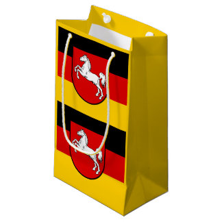 Flag of Lower Saxony Small Gift Bag