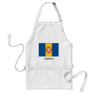 Flag of Madeira Standard Apron