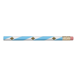 Flag of Madison, Wisconsin Pencil