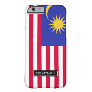 Flag of Malaysia Barely There iPhone 6 Case