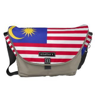 Flag of Malaysia Courier Bag
