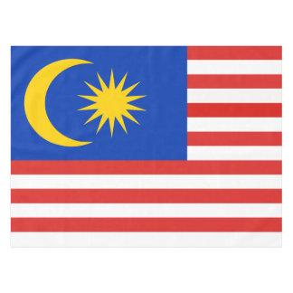 Flag of Malaysia Jalur Gemilang Tablecloth