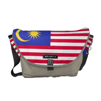 Flag of Malaysia Messenger Bag