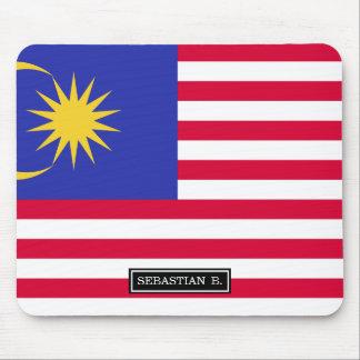 Flag of Malaysia Mouse Pad