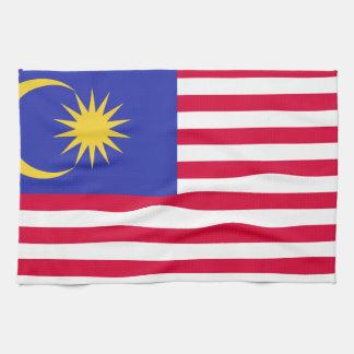 Flag of Malaysia Tea Towel