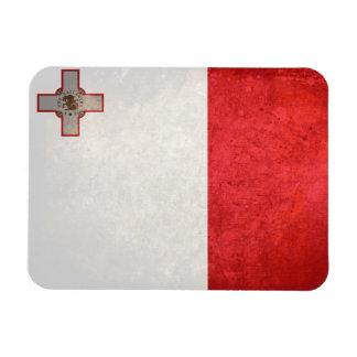 Flag of Malta Magnet