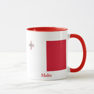 Flag of Malta Mug