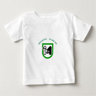 Flag_of_Marche Baby T-Shirt