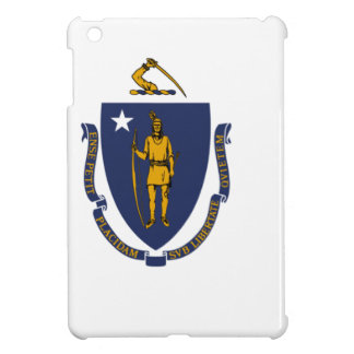 Flag Of Massachusetts Cover For The iPad Mini