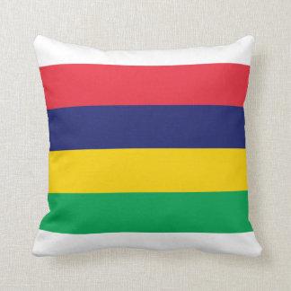 Flag of Mauritius Pillow