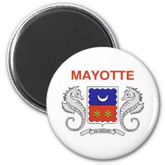 Flag of Mayotte Magnet