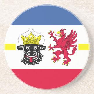 Flag_of_Mecklenburg-Western_Pomerania_ Coaster