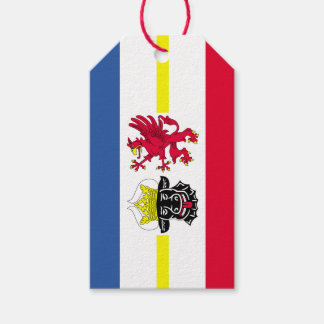 Flag of Mecklenburg-Western Pomerania Gift Tags