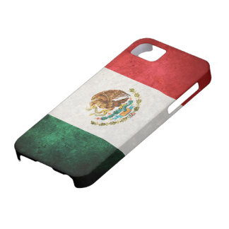 Flag of Mexico Barely There iPhone 5 Case