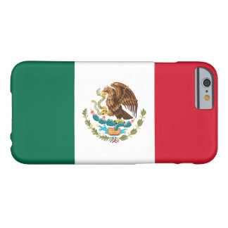 Flag of Mexico Barely There iPhone 6 Case