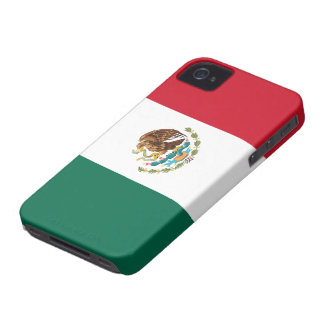 Flag of Mexico BlackBerry Bold Case