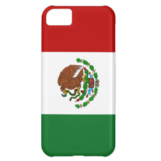 Flag of Mexico Cover For iPhone 5C