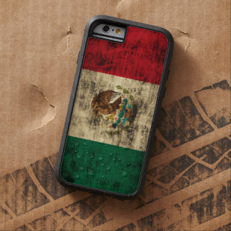 Flag of Mexico Distressed Tough Xtreme iPhone 6 Case