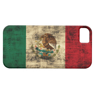 Flag of Mexico Distressed Case-Mate iPhone 5
