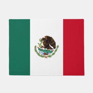 Flag of Mexico Doormat
