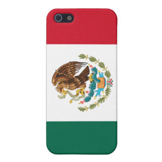 Flag of Mexico iPhone 5/5S Case
