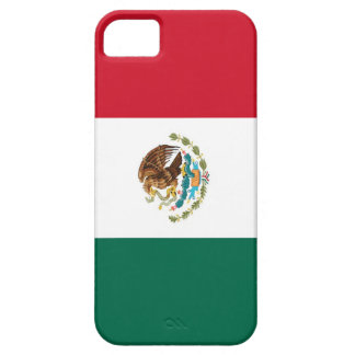 Flag of Mexico iPhone 5 Case
