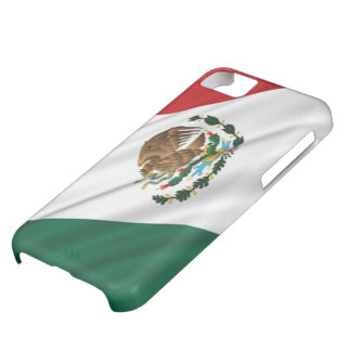 Flag of Mexico iPhone 5C Case